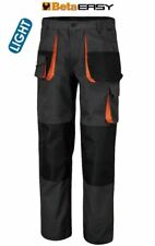 Outils Beta 7860E XXL XX-Large Pantalons de travail Pantalons Léger Protection Genoux Workwear