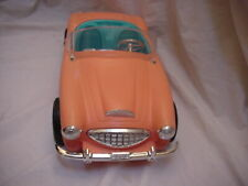 1962 Barbie Austin Healey Roadster No Playtime Displayed Only
