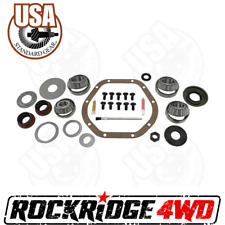 72-06 Dana 44 Front or Rear 5.89 Ring and Pinion TIMKEN Master Elite Gear Pkg