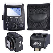 Meike MK-300S 32GN LCD 5600K TTL Flash Light For Sony SLR Cameras & Micro-Camera