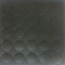 ANTHRACITE x25 Self Adhesive Stick Furniture Sticker Screw Hole Cover Caps 14mm