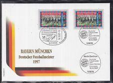 C 26 ) Germany fantastic Cover 1997 - Bayern München German Soccer Champion