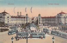GERMANY - München - Karlstor - Rondel 1930