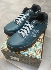 Five Ten Freerider EPS MTB Insulated Flat Shoes Midnight Blue Size 10 NEW