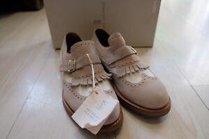 Brunello Cucinelli Shoes Calf Suede 41.5 UK 7.5 £600