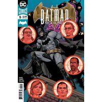 Batman Sins of the Father #5 DC comic 1st Print Telltale Series 2018 NM