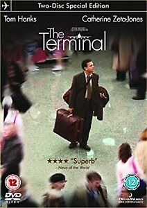 The Terminal [DVD] (2004), , Used; Acceptable DVD