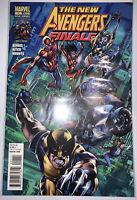 The New Avengers Finale #1, VF/NM, Vol. 1, 2010, Marvel Comics, One-Shot, Bendis