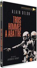 DVD  //  TROIS HOMMES A ABATTRE  //  A. Delon - D. Di Lazzaro / NEUF cellophané