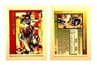 Willie Jackson Signed 1997 Topps #38 Card Jacksonville Jaguars Auto Autograph
