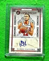 DANIEL GAFFORD AUTO APPRENTICE CARD CHICAGO BULLS 2019-20 CHRONICLES EXCALIBUR