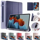 For Samsung Galaxy Tab S7 S7+ Plus T870 T970 Smart Leather Stand Flip Case Cover