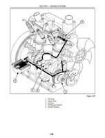 New Holland TC Series 10 models Dealers Workshop Manual