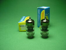 2 x 6n3p-ev tubo nos - > Shanling mhzs DynaVox Tube amp/6n3 tubos amplificadores