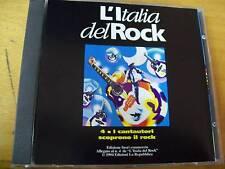 L'ITALIA DEL ROCK CD FORMULA3 GABER-BATTISTI NEW TROLLS