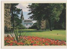 Castle Grounds Knaresborough Postcard  178a