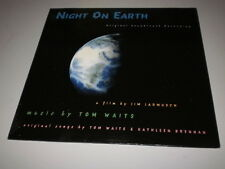 TOM WAITS - NIGHT ON EARTH - ORIGINAL ISLAND - Jarmusch