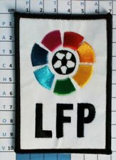 Espagne Patch Badge La liga brodé maillot foot Real, Barcelone 02/03 a 15/16