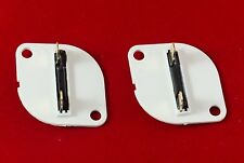 3390719 Dryer Thermal Fuse  for Whirlpool, Kenmore New 2 Pack