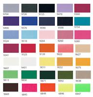 Berisford Grosgrain Ribbon Choice of 6 10 16 25 & 40mm 35 Colours Cut to order
