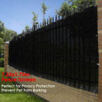 Garden Bamboo Fence Slat Screening Slatted Privacy Shield Wind//Sun Protraction