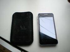 Smartphone T-Mobile Move mit Lederetui