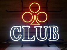 "Club Game Room Neon Light Sign 32""x24"" Beer Bar Decor Lamp"