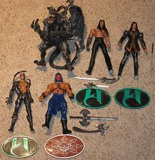 NOTTINGHAM CREMATOR PENNANCE IRONS - Moore Action Collectibles Chaos! Comics lot