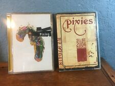 Pixies DVD Sell Out and The Pixies 2 set