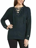 SALE NEW Matty M Ladies' Lace Up Sweater VARIETY OF SIZE AND COLOR C21 C22