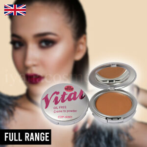 Vital / Cream to  Powder / Foundation / All Shades / Sale / Make up