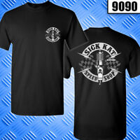 Speed Shop Rockabilly T-shirt 9090
