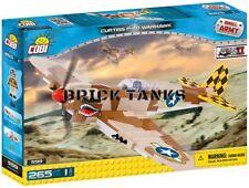 Curtiss P40 Warhawk - COBI 5519 plane 265 bricks