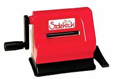 """Sizzix Sidekick """"Red"""" Machine 655035 Retail $39.99 RARE! A CRAFTER'S MUST HAVE!"""