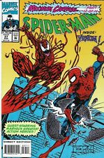 SPIDER-MAN (1990) #37 MAXIMUM CARNAGE PART 12 New Back Issue