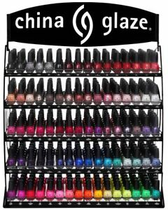 China Glaze Nail Lacquer with Hardeners NEW .5 Fl Oz Choose Your Color
