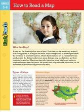 NEW - How to Read a Map FlashCharts by Schader Lee, Susan