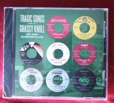 Tragic Songs from the Grassy Knoll John F. Kennedy JFK CED-112263 new sealed