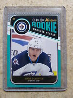 11-12 OPC O-PEE-CHEE Marquee Rookie RC #625 MARK SCHEIFELE