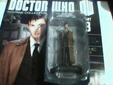 DOCTOR WHO FIGURINE COLLECTION #Issue 8 The Tenth Doctor (New) 10th Doctor
