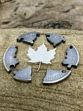 1 oz SILVER MAPLE LEAF COIN PUZZLE HANDMADE
