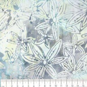 Blumen Baumwollstoff Batic Stoffe Tonga Surf timeless treasures fabrics B3270