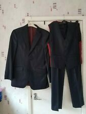 ted baker mens suit size 36R