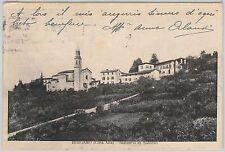 CARTOLINA d'Epoca - BERGAMO Città - Santuario di SUDORNO 1933