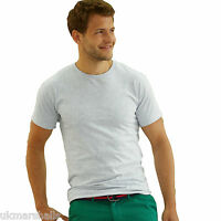 FRUIT OF THE LOOM SOFSPUN MENS T-SHIRT - SOFT FEEL, SMALL TO  3XL - SS605