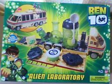 "Bandai BEN 10 ALIEN LABORATORY Original Grandpa Max RV ""Rust Bucket""-NEW & RARE"
