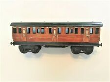 Marklin Gauge 1 LNER Wood side Passenger Car