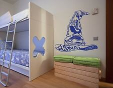 Wizard Sorting Hat - highest quality wall decal stickers