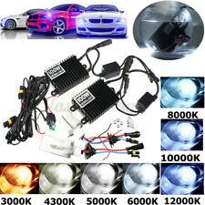 2X100W HID AC Ballast H1 Xenon Bulbs Lamp Car  Replacement Kit Lighting L