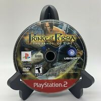 Prince of Persia The Sands of Time PS2 Disc Only Tested Sony PlayStation 2 2003